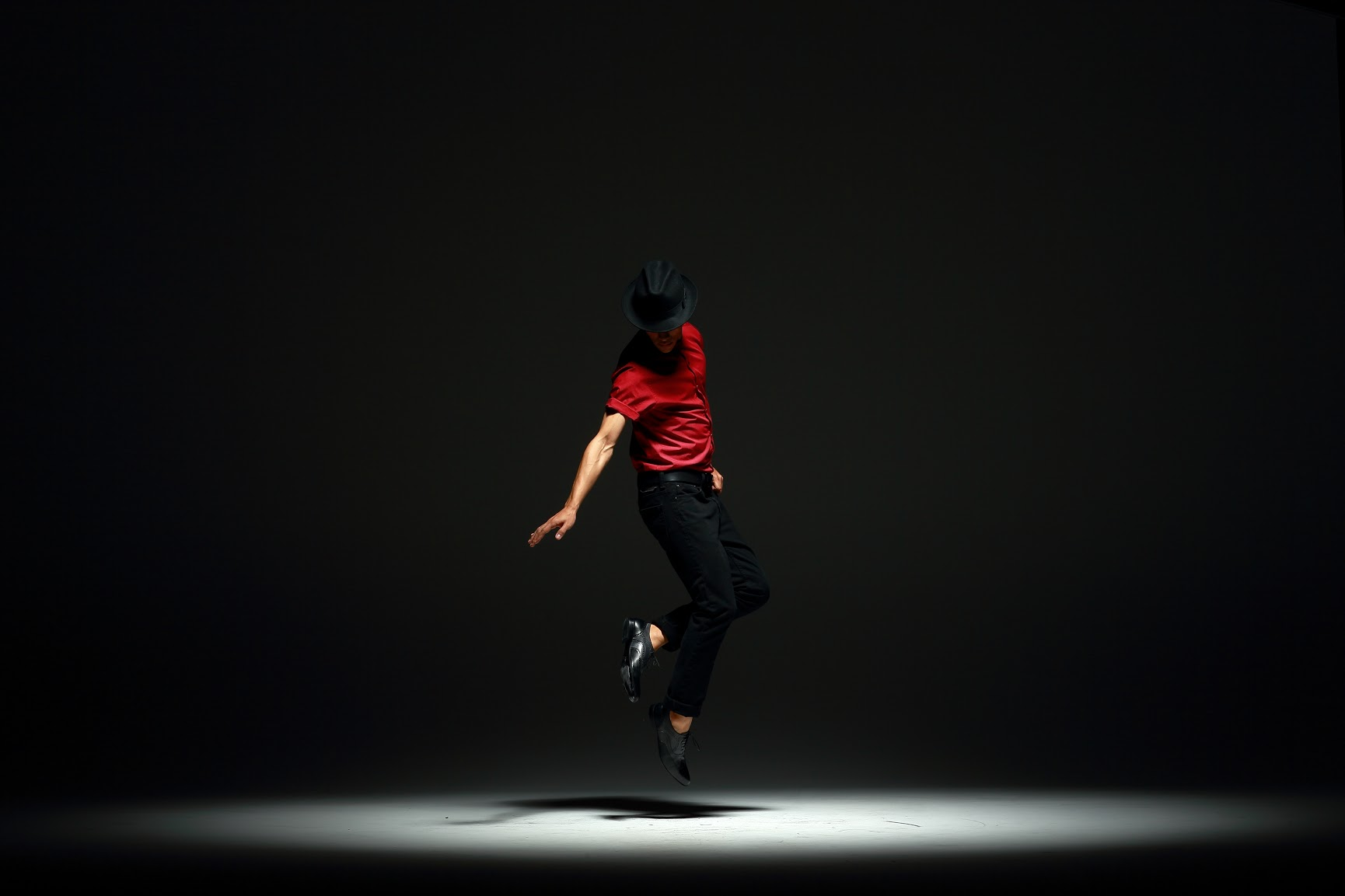 《Kyle Hanagami编排的两支舞》