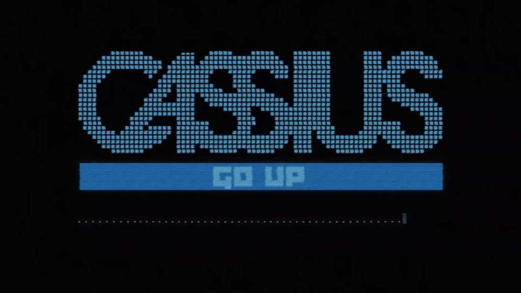 《创意视频:Cassius - Go Up ft Cat Power & Pharrell Williams (Official Video)》