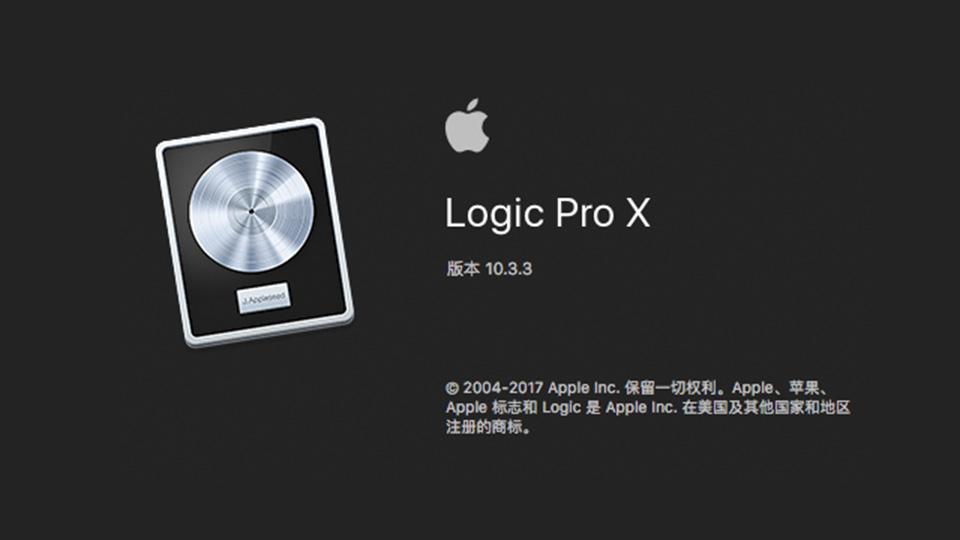 《Mac软件:Apple Logic Pro X v10.3.3_专业音频编辑混音工具》