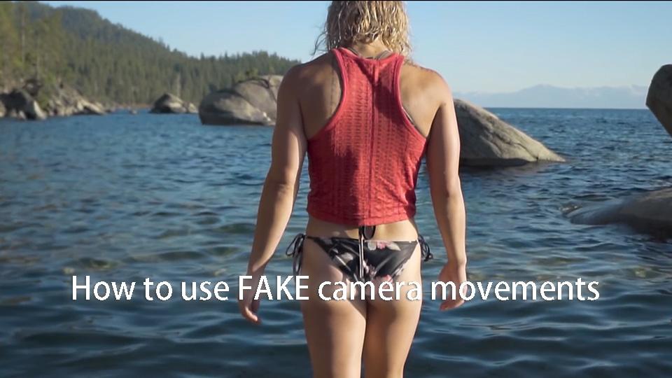 《教程:在Premiere Pro中模拟摄像机运动,使你的画面更生动有趣》