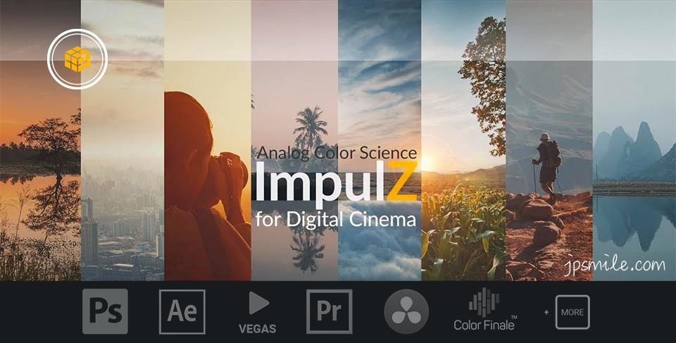 《LUTs:ImpulZ LUTs 1.1_数字电影的终极版LUT_Win&Mac》