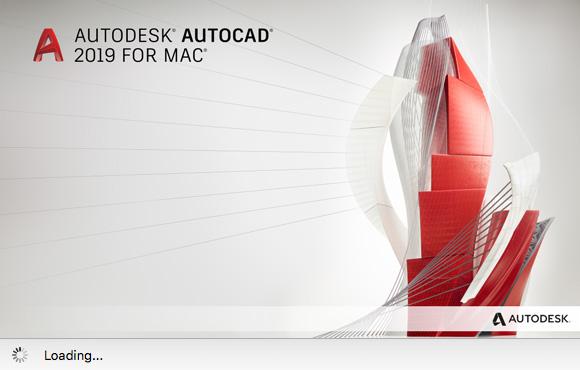 《Mac软件:Autodesk AutoCAD  2019 R1_二维三维工程制图设计软件(包含LT版本)》