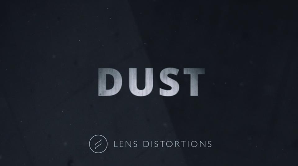 《素材:Dust 4K|Lens Distortions -25个4K小颗粒粉尘粒子灰尘视频》