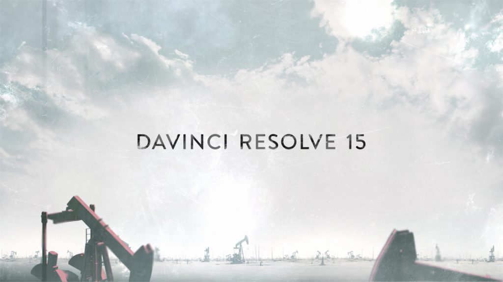 《Davinci Resolve Studio 15.3_达芬奇15.3破解版(Win&Mac)》
