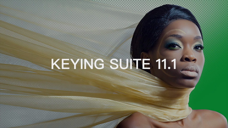 《AE插件:Red Giant Keying Suite 11.1.11 红巨星抠像键控套装(Win&Mac)》