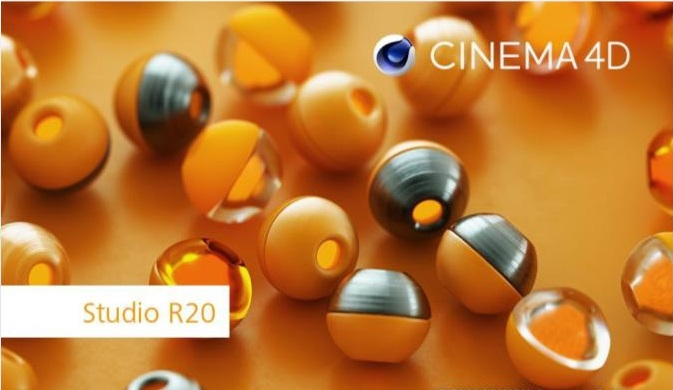 《Win软件:Maxon CINEMA 4D Studio R20.030_三维软件_中文|英文|多语言版》