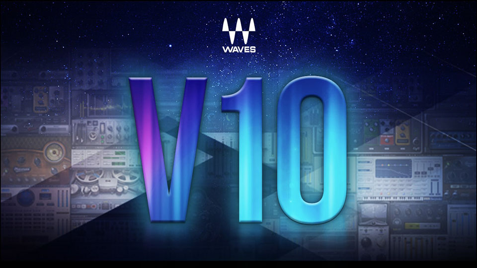 《Waves Complete V10 for Mac (2018.12.05)_音频插件合集》