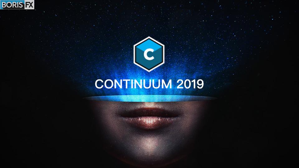 《Mac版:Boris Continuum Complete 2019 v12.0.1 For AE/PR/FCPX/OFX》