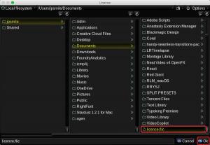 《Mac软件:FilmLight Daylight v5.2.11535_电影级调色转码素材管理软件》