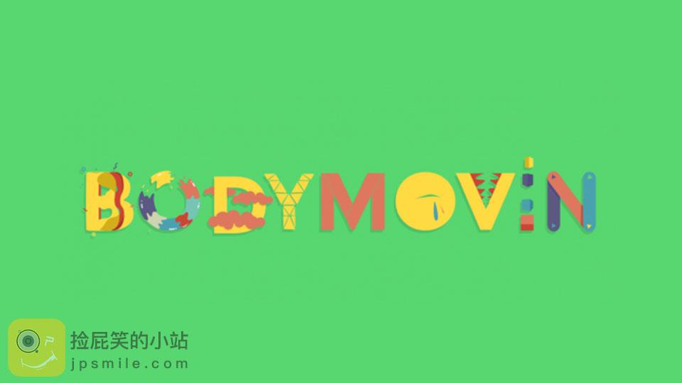 《AE扩展脚本:Bodymovin v5.5.5 用于导出Web动画.json的After Effects扩展》