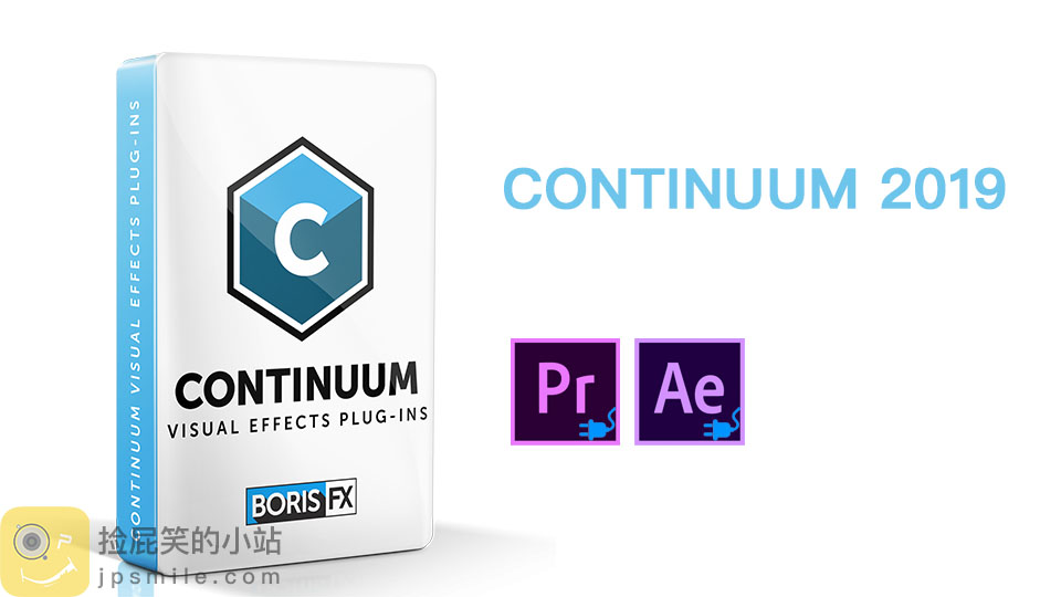 《Mac版:Boris Continuum Complete 2019.5 v12.5_BCC视频特效及转场套装 For Adobe(AE/PR)》
