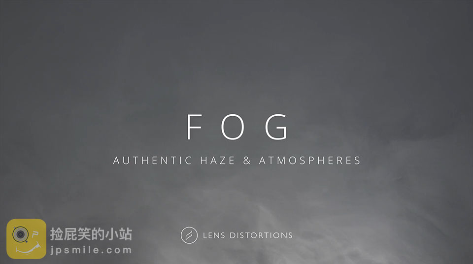 《素材:Fog 4K|Lens Distortions -20个4K烟雾视频》