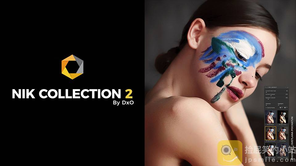 《Nik Collection 2 by DxO 2.0.8/2.0.6 中文版 For PS/LR(Win&Mac)》