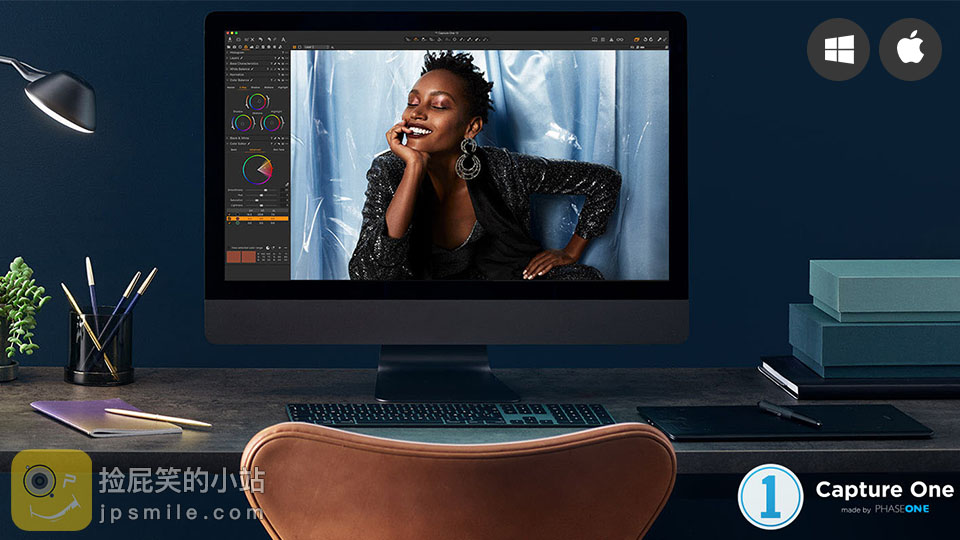 《Phase One Capture One Pro v12.1.4_飞思图片处理软件破解版(Win&Mac)》