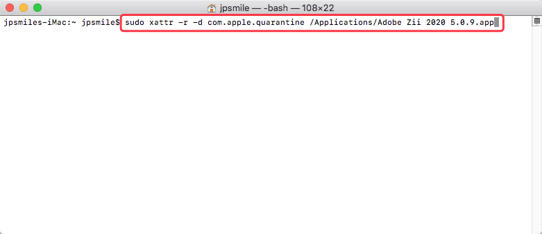 "《Mac软件:Adobe Zii 2020 v5.1_Adobe 2020破解工具+去除""试用""》"