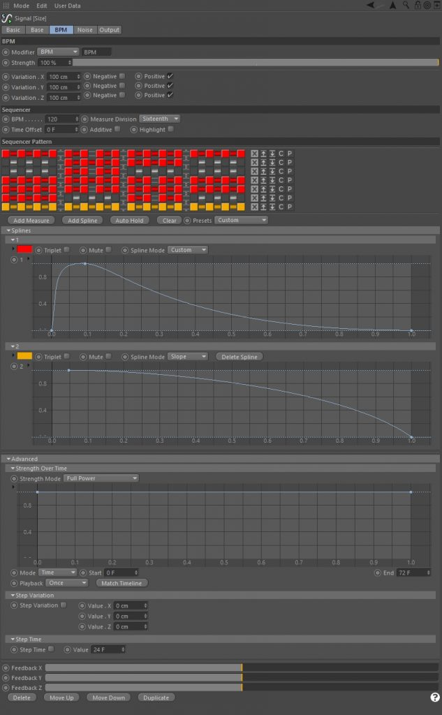 《C4D插件:GSG Signal v1.522 灰猩猩循环动画制作插件(Win&Mac)》