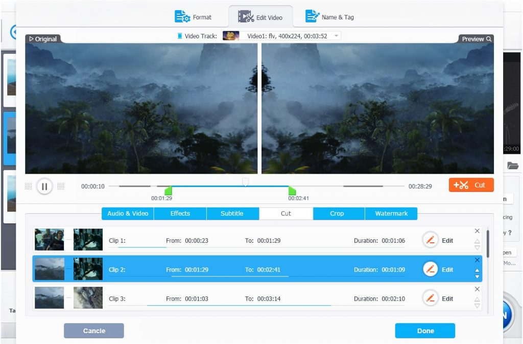 《VideoProc 3.7 一站式视频编辑软件(Win&Mac)》