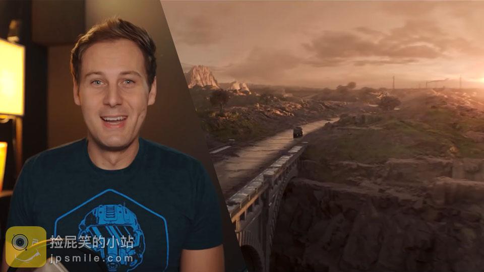 《你们的AK大神还是这么6   Andrew Kramer @ NAB 2020   Maxon Cinema 4D》