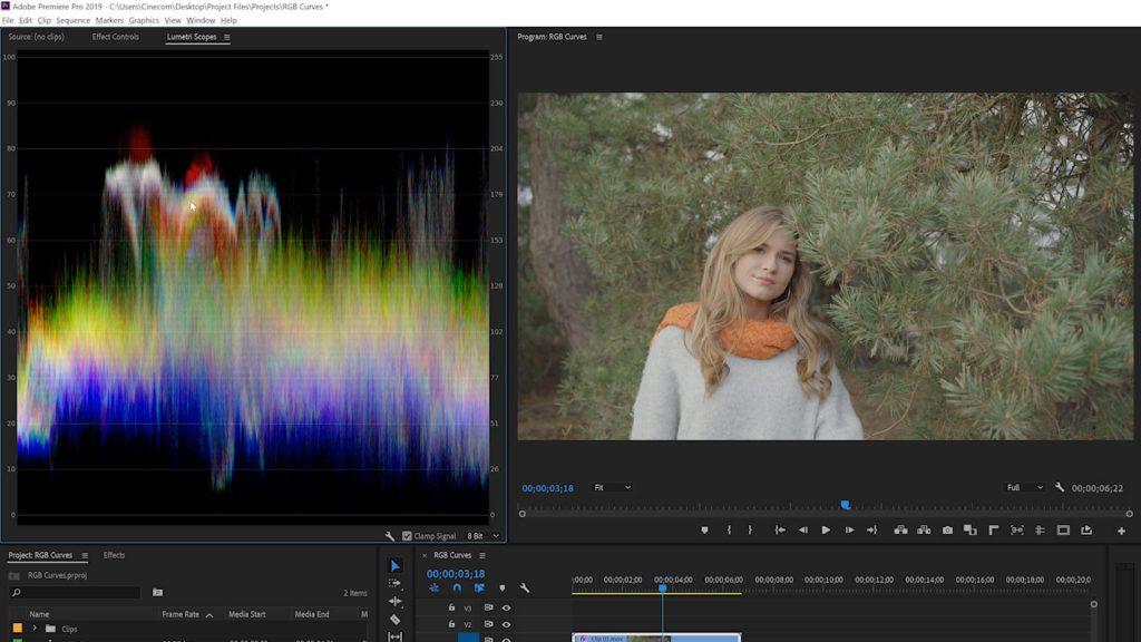 《PR教程:Premiere Pro Lumetri 2020: Color Correct & Color Grade like a Pro 像调色大师一样在PR2020中使用Lumetri调色+工程文件及素材(推荐)》