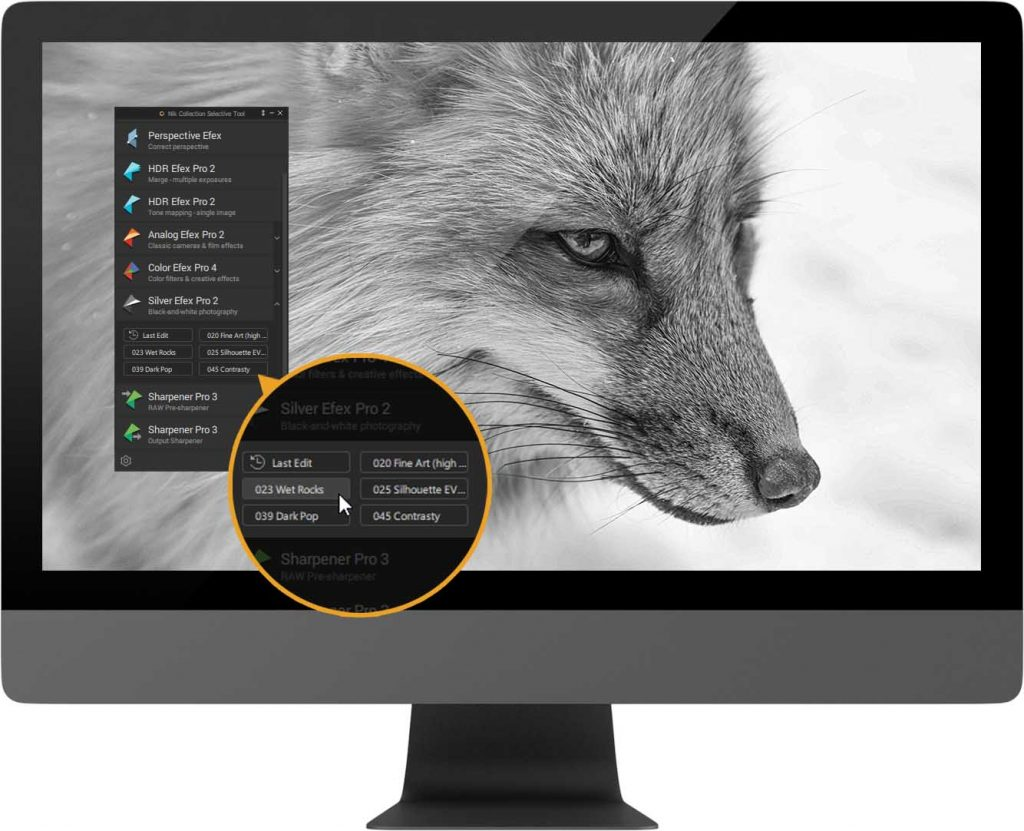 《Nik Collection 3 by DxO v3.3.0 中文版 For PS/LR(Win&Mac)》